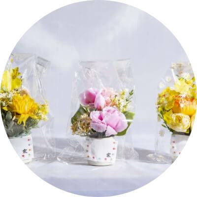納骨堂用造花
