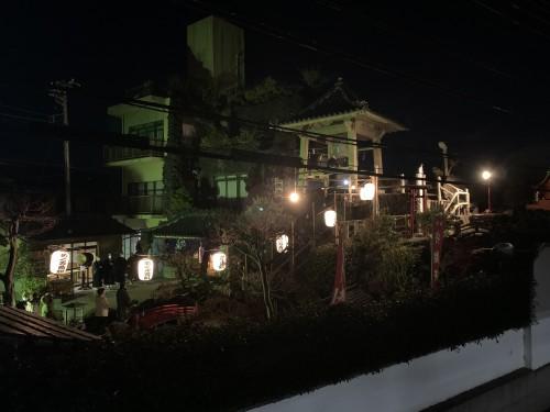 慈恵院 除夜の鐘